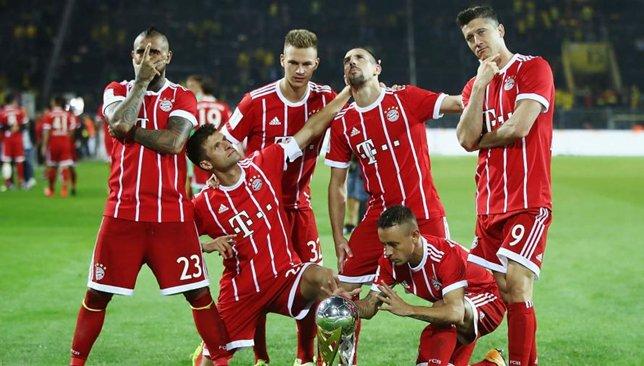 بايرن ميونخ يواجه ريال مدريد في نصف نهائي دوري ابطال اوروبا