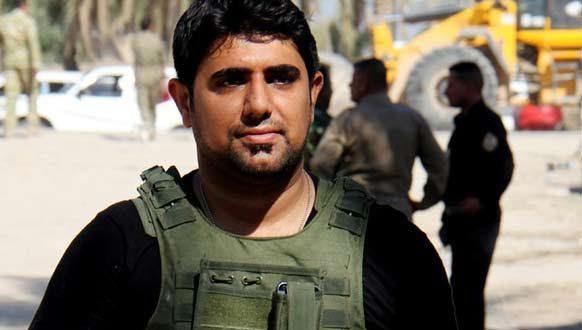 بالفيديو..فلم يروي استشهاد المصور الحربي علي الأنصاري يفوز بجائزة دولية