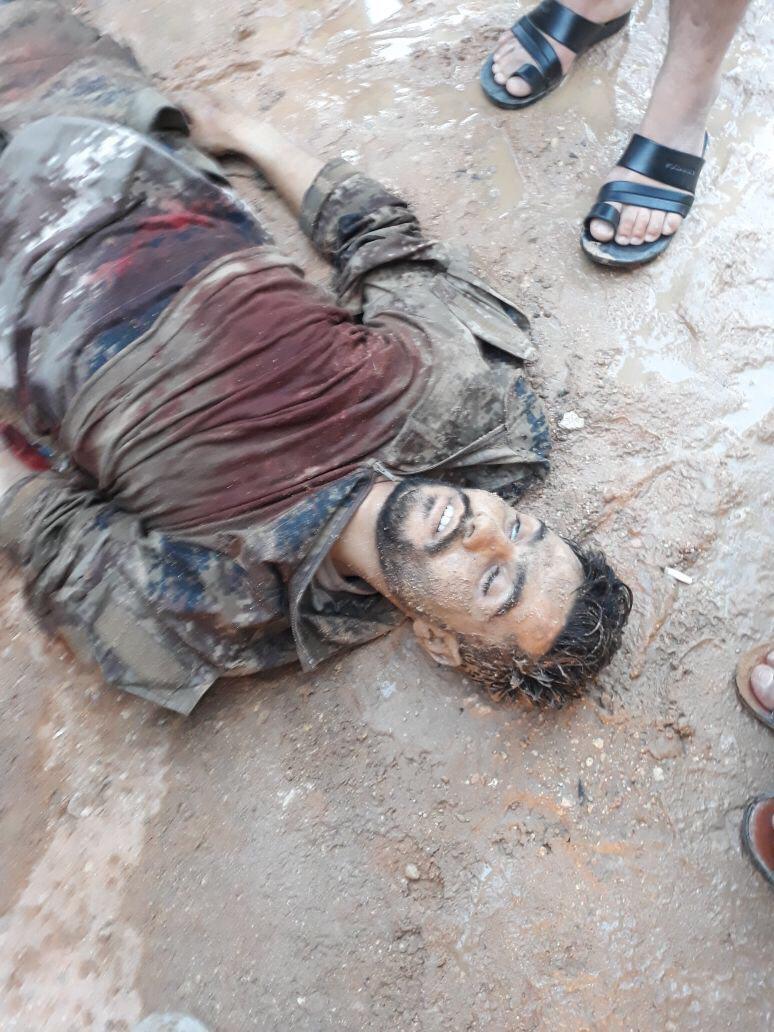الإعلام الأمني: قتل أربعة انتحاريين في حديثة واستشهاد مقاتل