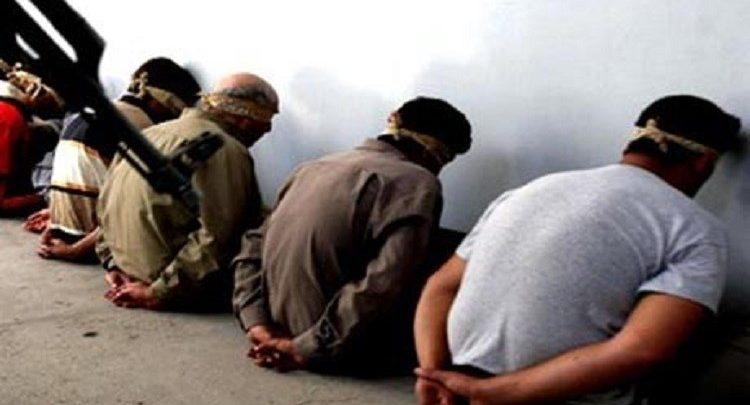 تفكيك خلية ارهابية جنوبي الموصل خططت لعمليات إجرامية