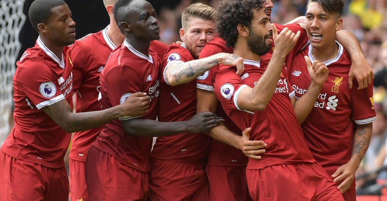 ليفربول يواجه روما في نصف نهائي دوري ابطال اوروبا