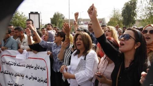 التغيير تطالب الحكومة بتنفيذ مطالبتها للإقليم في إيقاف الإدخار الإجباري