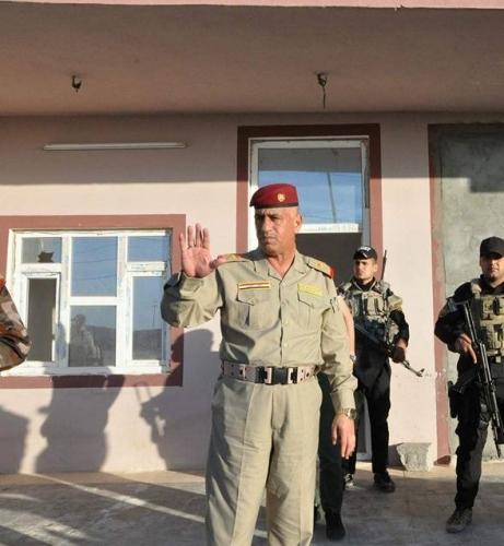ديالى.. إحتجاجات شعبية وجلسة حكومية طارئة لنقل الداخلية قائد الشرطة