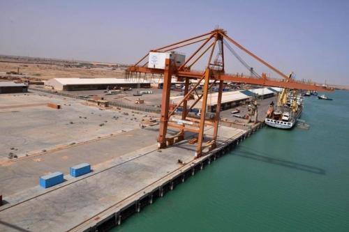 النزاهة: ضبط شركة وهمية أدعت تسلمها تأهيل رصيف في ميناء خور الزبير