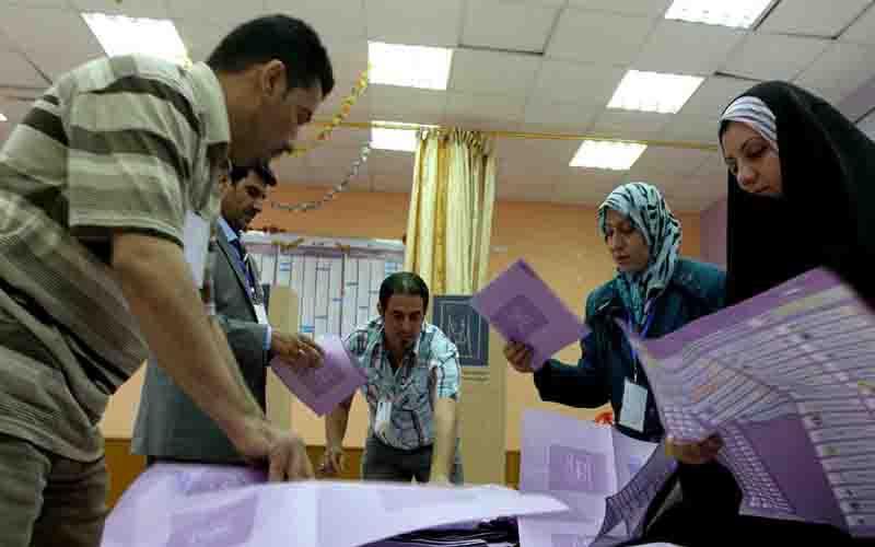 600 الف عراقي حرموا من المشاركة في الانتخابات النيابية والسبب ؟؟!!