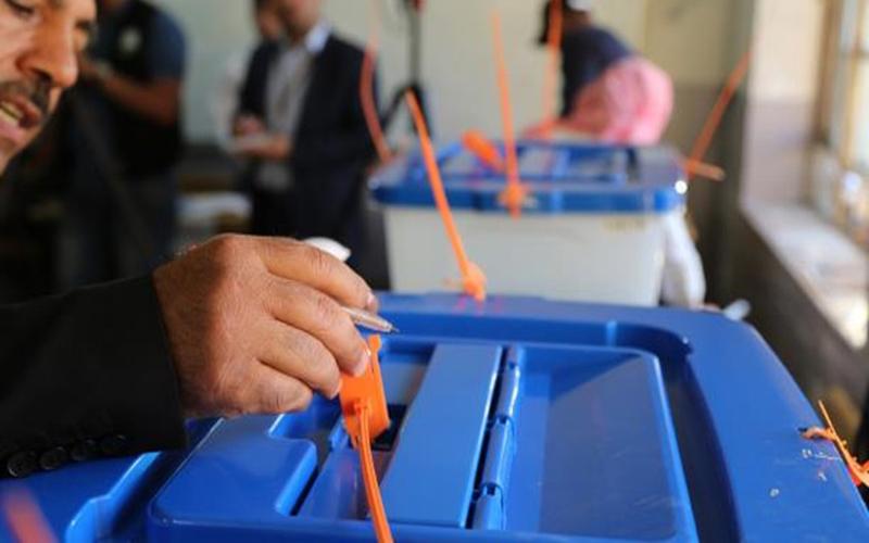 51 مركز اقتراع للنازحين في اقليم كردستان