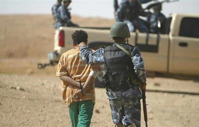 القبض على داعشيين أحدهما بـ{جيش العسرة} في أيسر الموصل