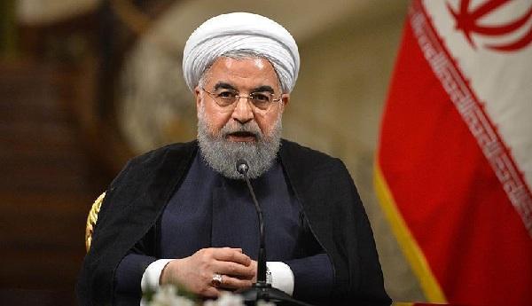 روحاني: أمريكا لن تستطيع تركيع الشعب الإيراني