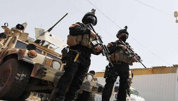 تفجير عجلة مفخخة شمال بغداد