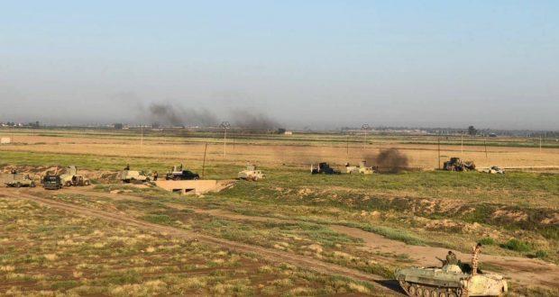 """اللواء 11 بالحشد يقتل 4 عناصر من """"داعش"""" بعملية أمنية جنوب غرب كركوك"""