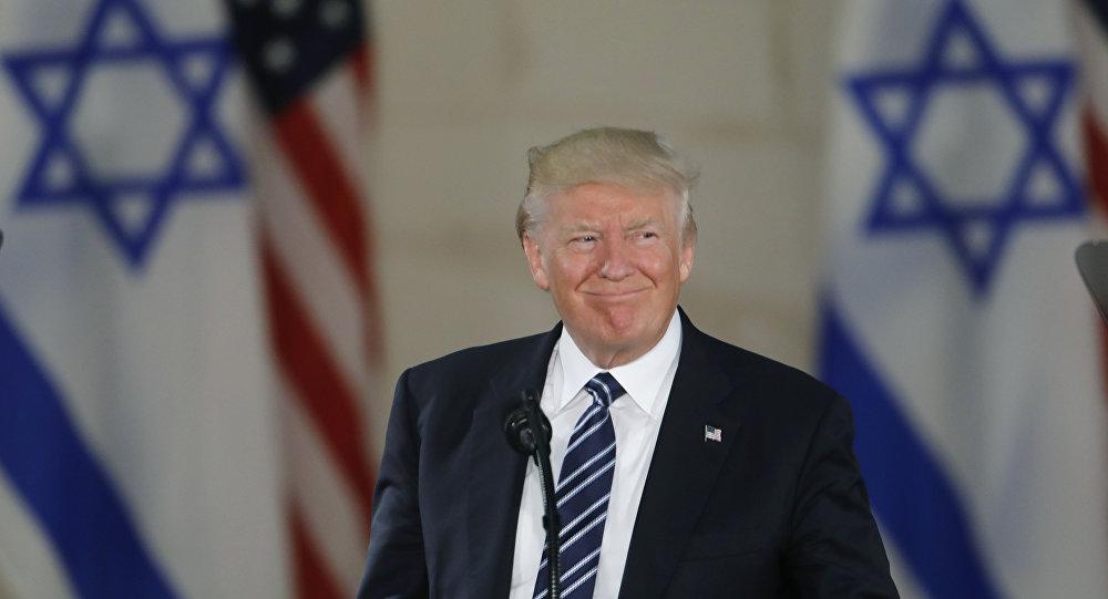 ترامب لا يحضر نقل السفارة الامريكية للقدس ويعلن غداً موقفه من الاتفاق النووي