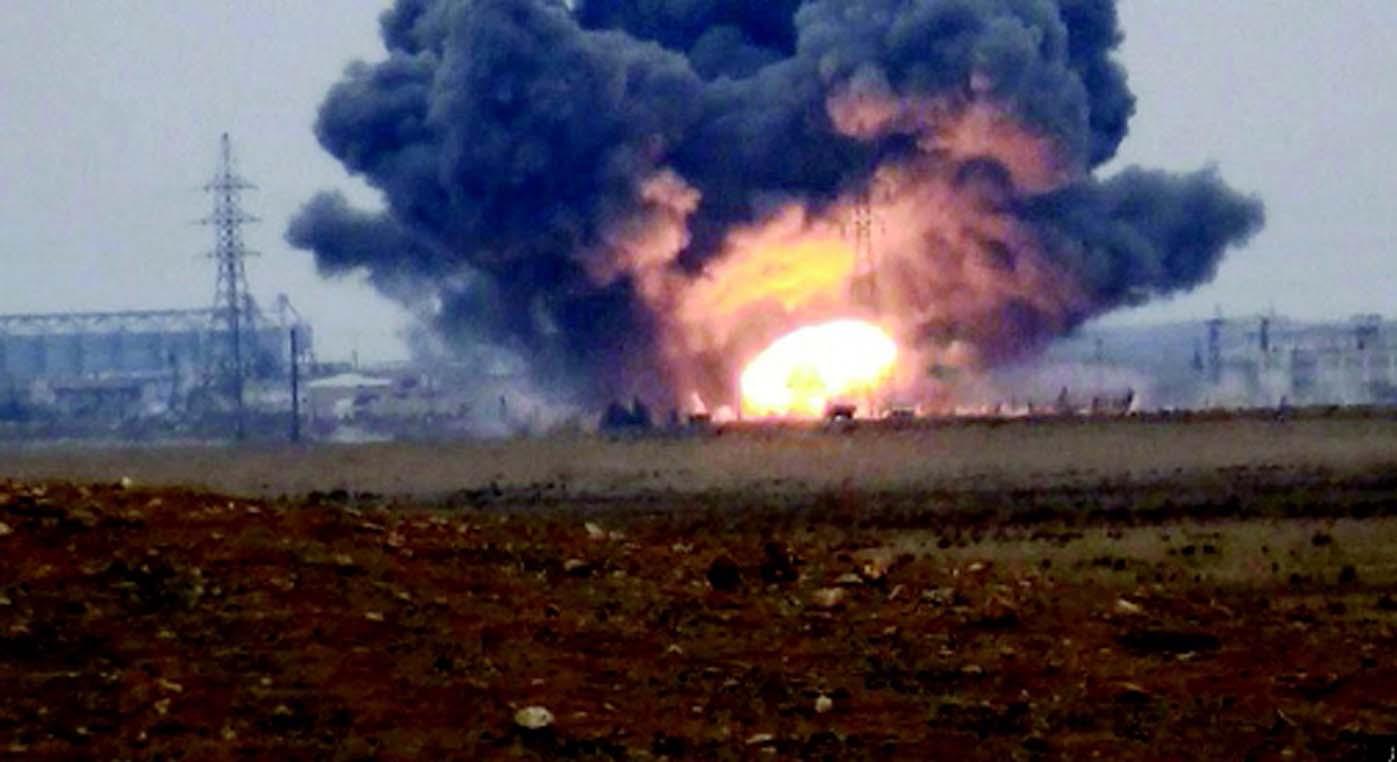 تفجير 34 عبوة ناسفة لداعش في ثلاث محافظات