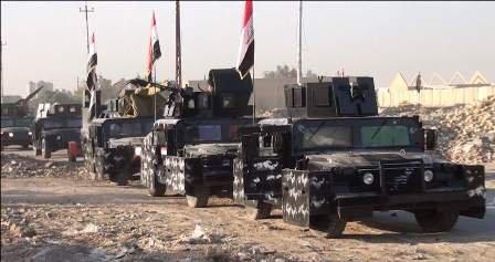 """بناء على معلومات الحشد.. مقتل خمسة قياديين كبار بـ""""داعش"""" بينهم منفذ جريمة السعدونية في كركوك (صور)"""