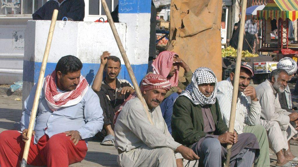 إحصائية صادمة عن العمال في العراق