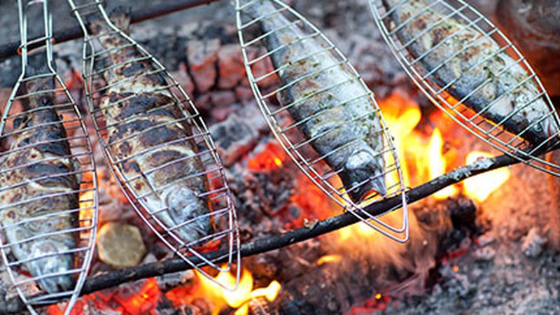 الصحة والبيئة تحذر من انتشار ظاهرة شوي الأسماك داخل المناطق السكنية