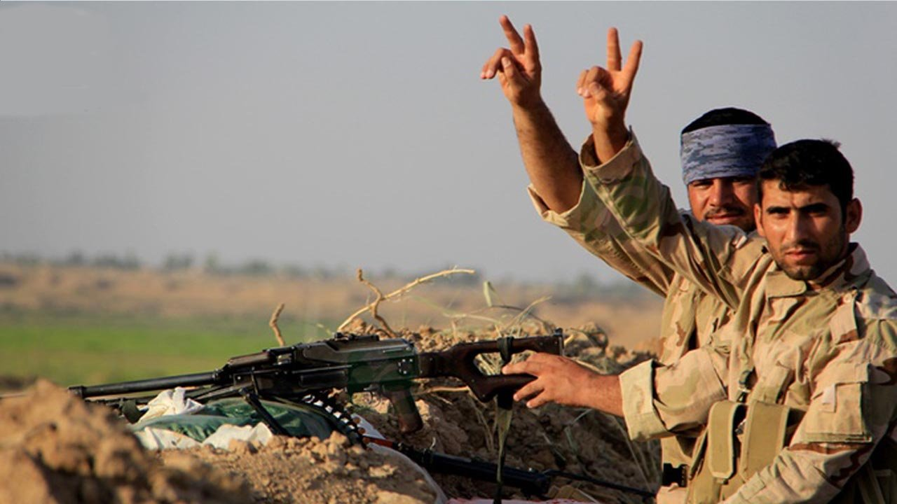 الحشد الشعبي يعالج تحركات لداعش في بيجي
