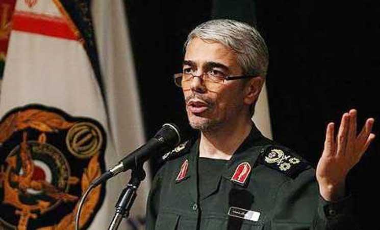 الجيش الايراني: لا نخشى أي تهديدات بانسحاب أمريكا من الاتفاق النووي