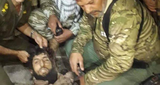 الحشد والجيش يقتلان عنصرين بداعش ويصيبان أربعة آخرين في جلولاء