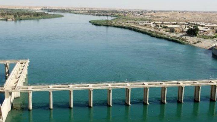 العراق يطالب تركيا بإطلاق الحصة المائية وانسحاب قواتها من بعشيقة