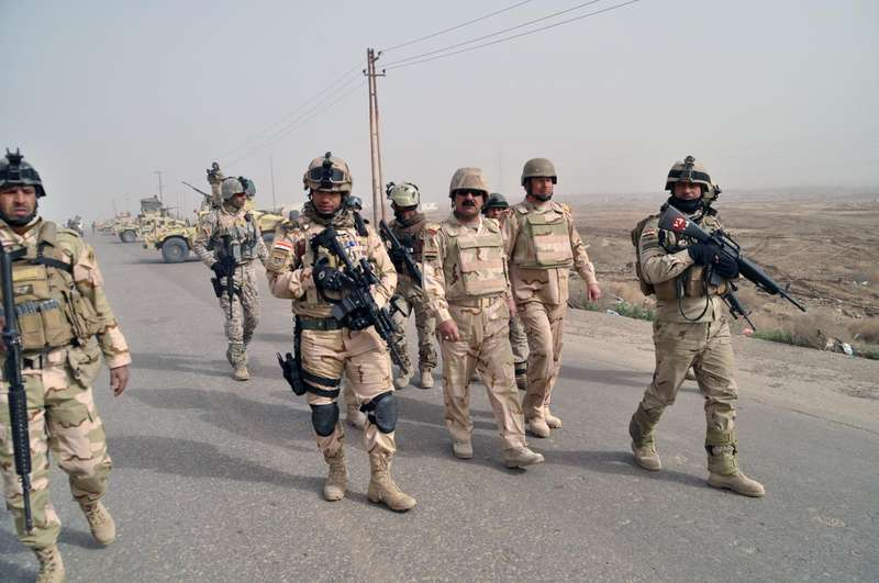 قتل انتحاري وتدمير مضافتين لداعش في صلاح الدين