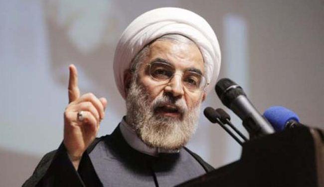 الرئيس الايراني: انسحاب ترامب من الاتفاق النووي سيؤدي لندم تاريخي
