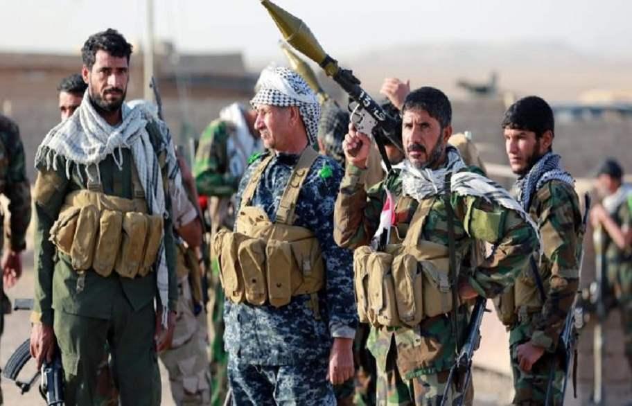 """الحشد يقتل ثلاثة """"دواعش"""" كانوا يخططون لمهاجمة اهداف أمنية في كركوك"""