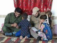 ضمن مبادرة حفظ الأمانة.. هيئة الحشد تشّيد منزلا لعائلة احد الشهداء في ذي قار