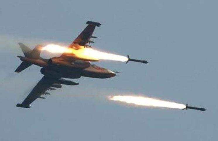 لقوة الجوية العراقية تقصف داعش داخل الأراضي السورية