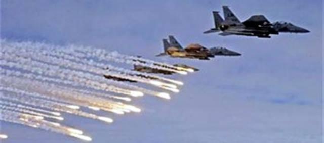 إنهيار الهيكل الاعلامي لداعش في سوريا بفعل الضربات العراقية