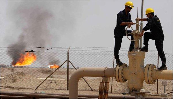بشرى للعاملين بالقطاع النفطي في العراق