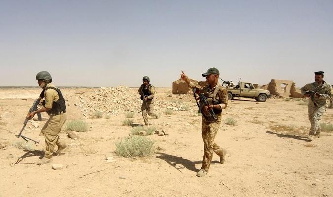 الحشد الشعبي ينشر 3000 مقاتل في كربلاء ومحيطها ويؤمن الرزازة بقوة ضاربة