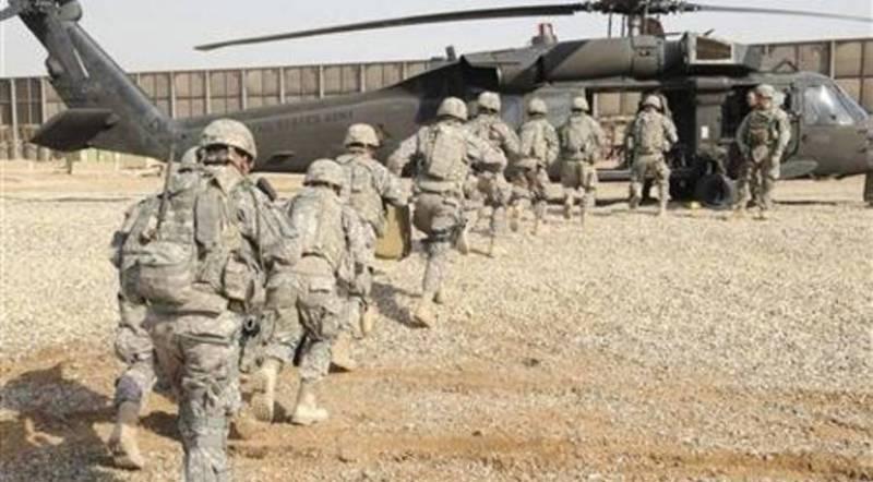 القوات الامريكية تعلن تعطيل دورها وانهاء هياكلها القتالية غير الضرورية في العراق
