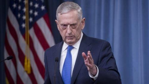 وزير الدفاع الامريكي: لن نترك سوريا وهي في حالة حرب