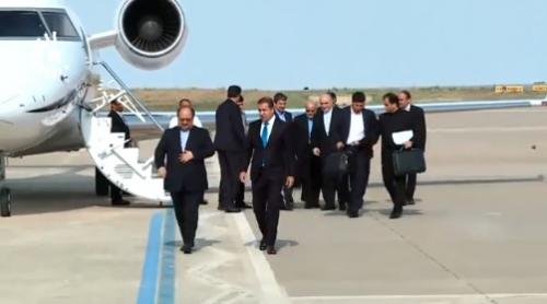 وفد ايراني يصل الى أربيل للمشاركة بمؤتمر اقتصادي
