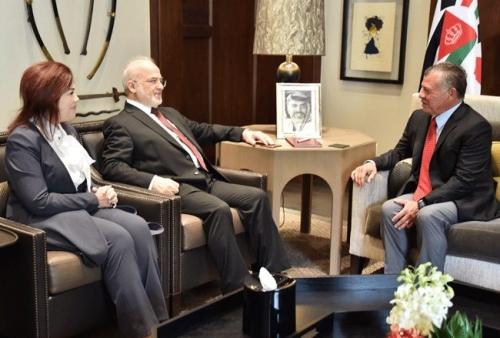 الأردن يحدد 13 مركزاً انتخابياً للعراق والملك يدعو لتوسيع تعاون البلدين