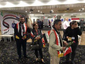 إفتتاح مراكز انتخابات الخارج في الامارات