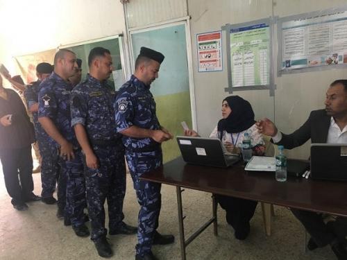 الداخلية :940 الف ناخب سيشاركون في التصويت الخاص