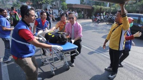 إندونيسيا.. إرتفاع ضحايا تفجيرات الكنائس