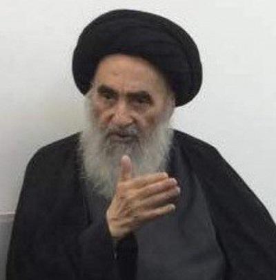 بماذا وصف ممثل الأمم المتحدة الإمام السيستاني؟