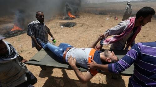 إستشهاد 52 فلسطينياً وإصابة 2700 برصاص الاحتلال بذكرى النكبة