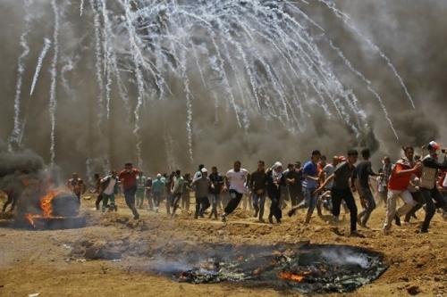 إرتفاع مجزرة الاحتلال في غزة الى 58 شهيداً