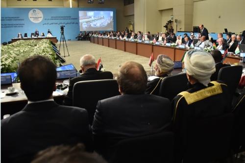 العراق يدعو قمة التعاون الإسلامي الى صناعة المواقف والارتقاء بمستوى المسؤولية