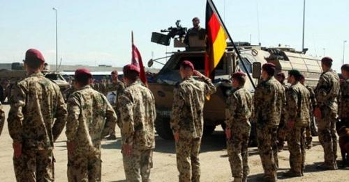 ألمانيا تدرس خفض قواتها في العراق لإنحسار خطر داعش