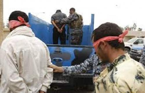 القبض على 13 مطلوبا بينهم اثنين بالارهاب في ديالى