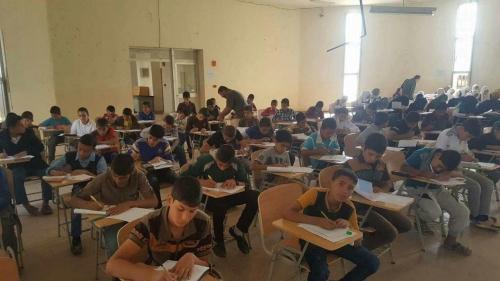 إنطلاق الامتحانات الوزارية للثالث المتوسط