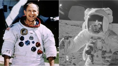 وفاة رابع رائد فضاء وطئ سطح القمر