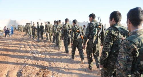 اتفاق أمريكي – تركي على انسحاب المسلحين الأكراد من منبج السورية