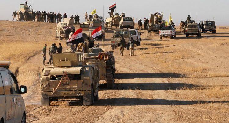 تنفيذ عملية امنية في كركوك وضبط مضافة لداعش