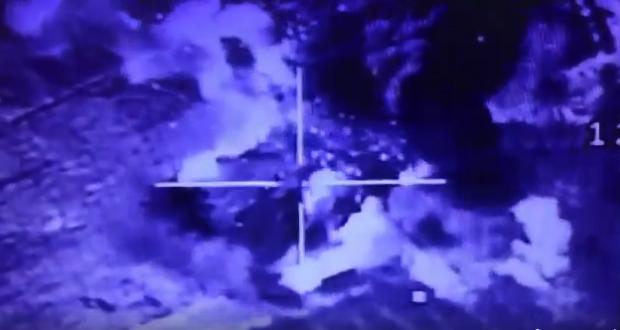 تدمير موقع لقيادات داعش بقصف للطيران العراقي داخل الأراضي السورية