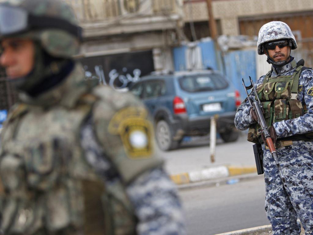 إحباط تشكيل خلية ارهابية في بغداد